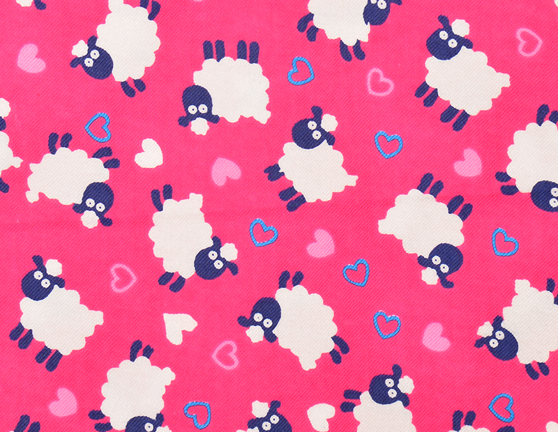 Cotton Flannelette Printing